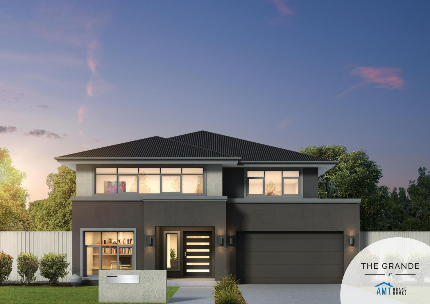 The grande amt grand homes custom home builder west sydney for Home builder com